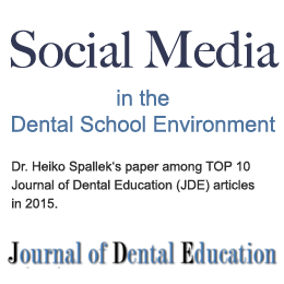 Social Media in Dental Eductation